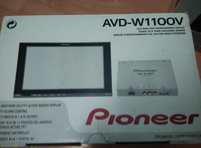 I/P/V Pioneer Sound System
