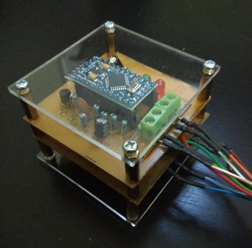 Building an Arduino APRS Tracker (ham radio)