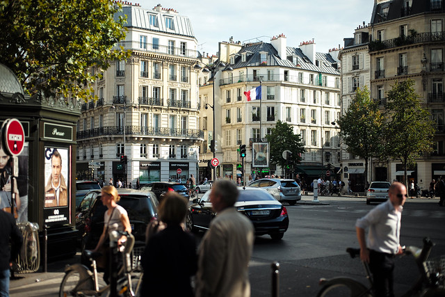 Boulevard St. Germain, Paris
