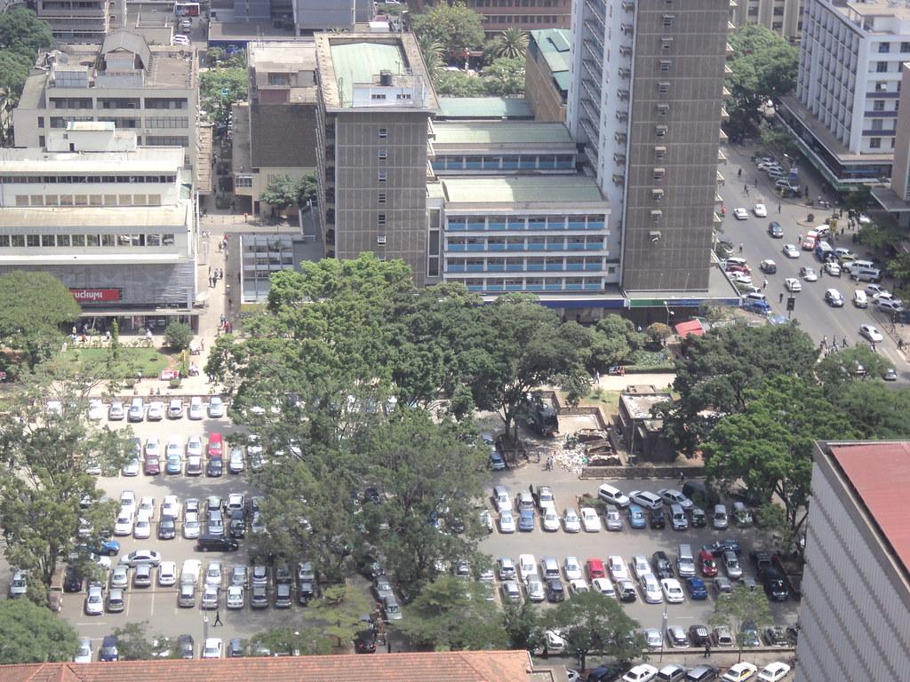 Nairobi CBD 1