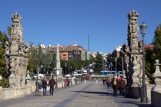 Puente de Toledo 의 이미지. callesyplazasdemadrid fotosgratis madrid noviembredel16enmadrid puentedetoledoyarganzuela