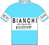 Bianchi - Giro d'Italia 1966