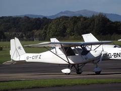 G-CIFZ Ikarus C42