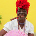 Cuban Woman with Cigar by shaire productions