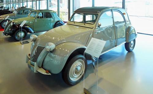 Citroen 2 CV - 1960