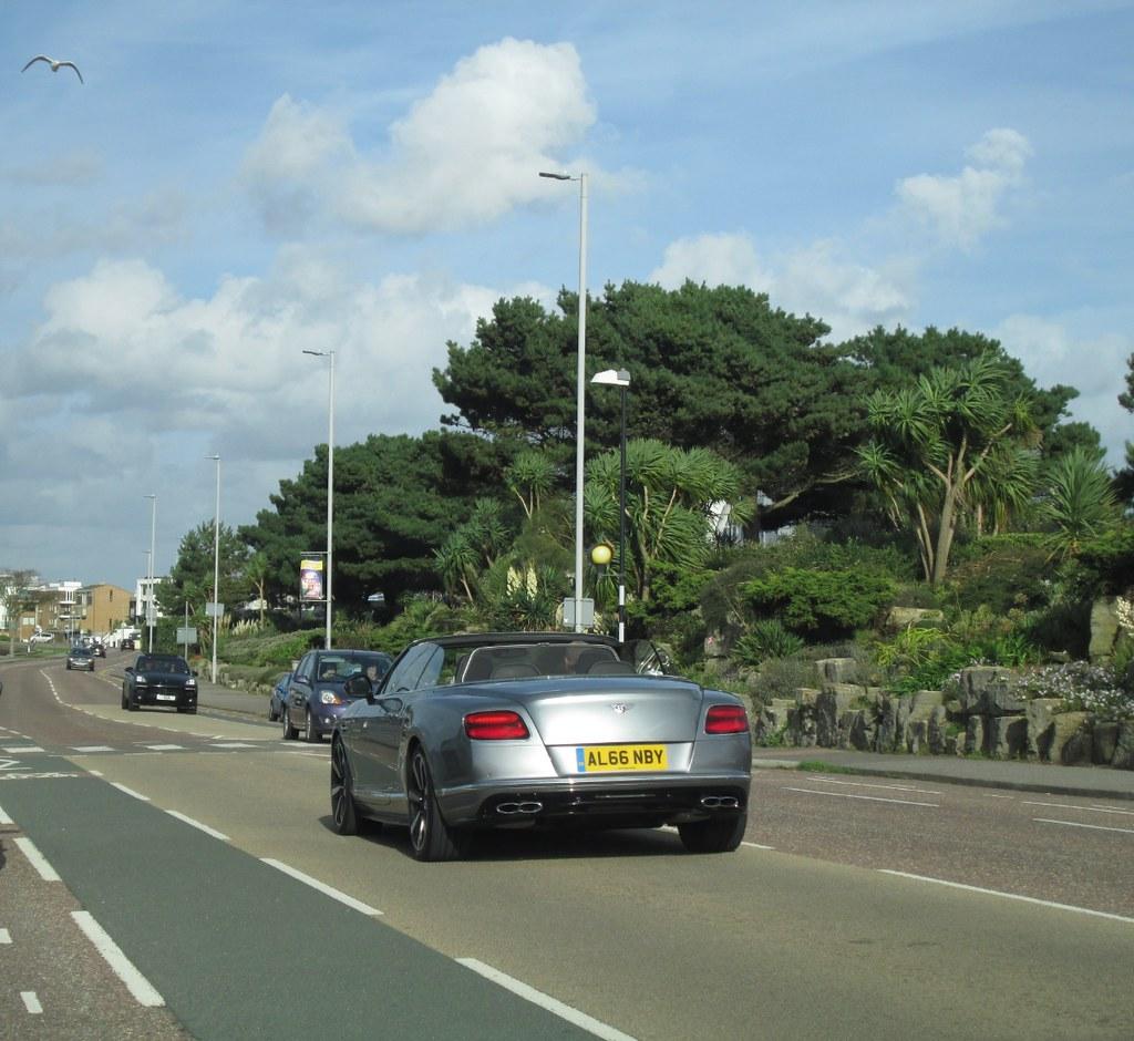 Bentley Continental GT S (1)