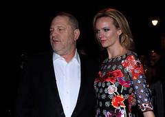 Charlotte Carroll & Harvey Weinstein x Candid Portraits Ltd