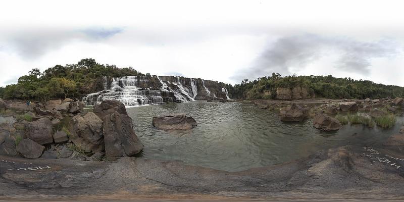 Pongour Waterfalls 360º, Da Lat, Vietnam