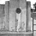 Concrete Culvert, SH 111, Yoakum, Texas 1404121521bw