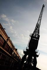 Crane, Bristol Harbour