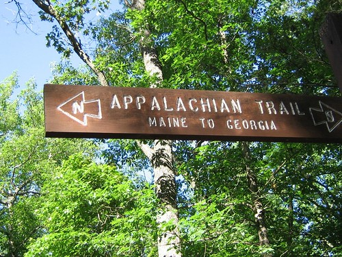 The Appalachian National Scenic Trail stretches 2,175 miles from Mount Katahdin in Maine to Springer Mountain in Georgia. Hikers who choose to explore the entire stretch will go through 14 states and on eight national forests. (U.S. Forest Service)