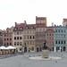 Cityscape - Warsaw (Poland)