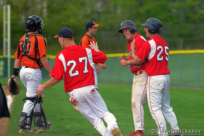 Foran High vs. Shelton High Varsity Baseball