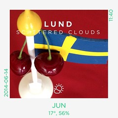 Today is my day! #birthday #Lund #sweden #crazyart   #instaweather #instaweatherpro #weather #wx #sky #outdoors #nature #world #love #beautiful #instagood #fun #cool #life #nice #lund #sweden #day #spring #se
