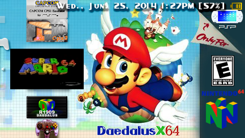 DaedalusX64 [Beta R1909] (06-18-2014 UPDATE) - wololo net/talk