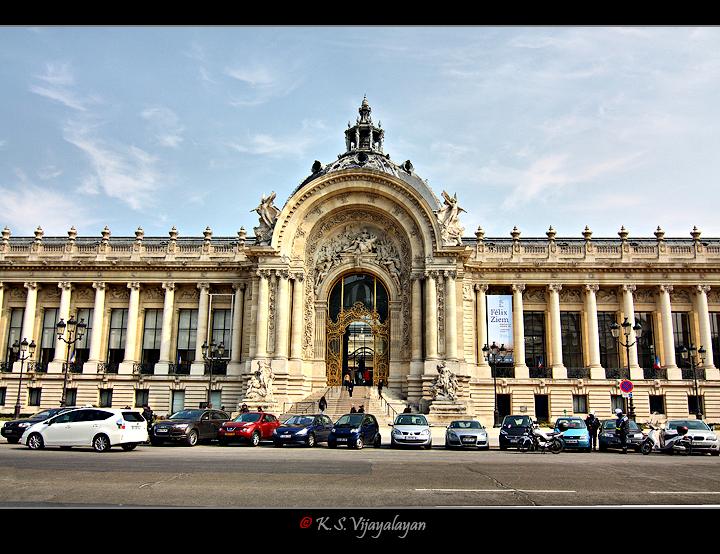 Le Petit Palais @ Paris