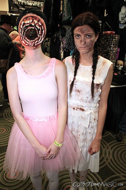 Spooky Empire May-Hem 2014 Cosplay