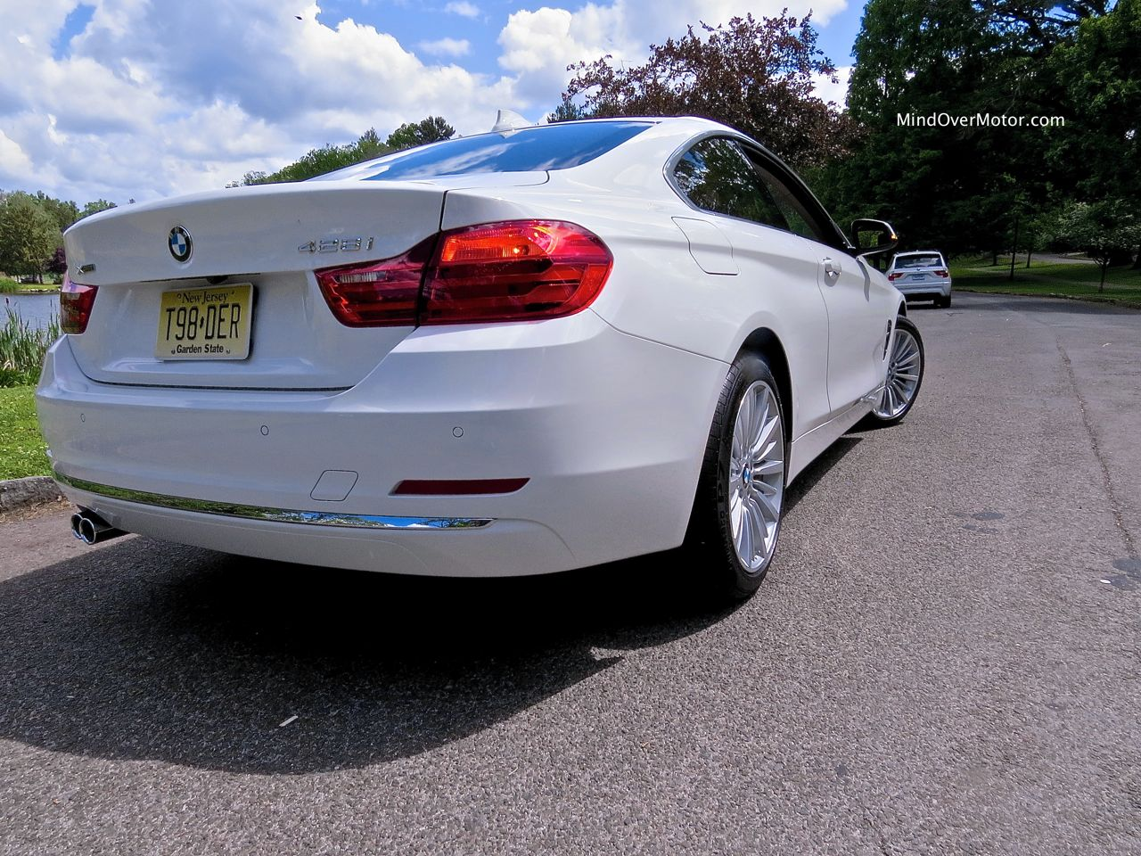 BMW 428i Rear Right