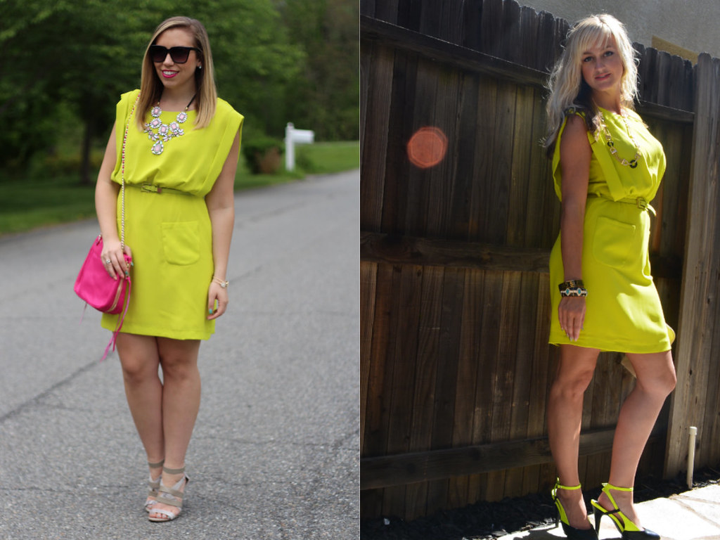 Avon mark. Love on the Lime Dress on #LivingAfterMidnite