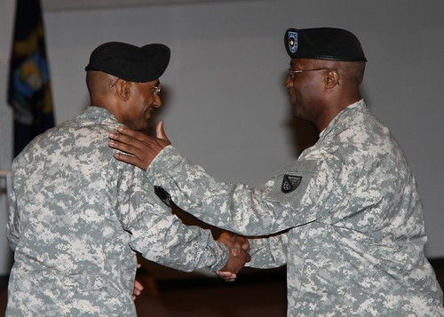 CSM Watson assumes new position