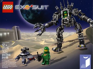 Exo-Suit available now!