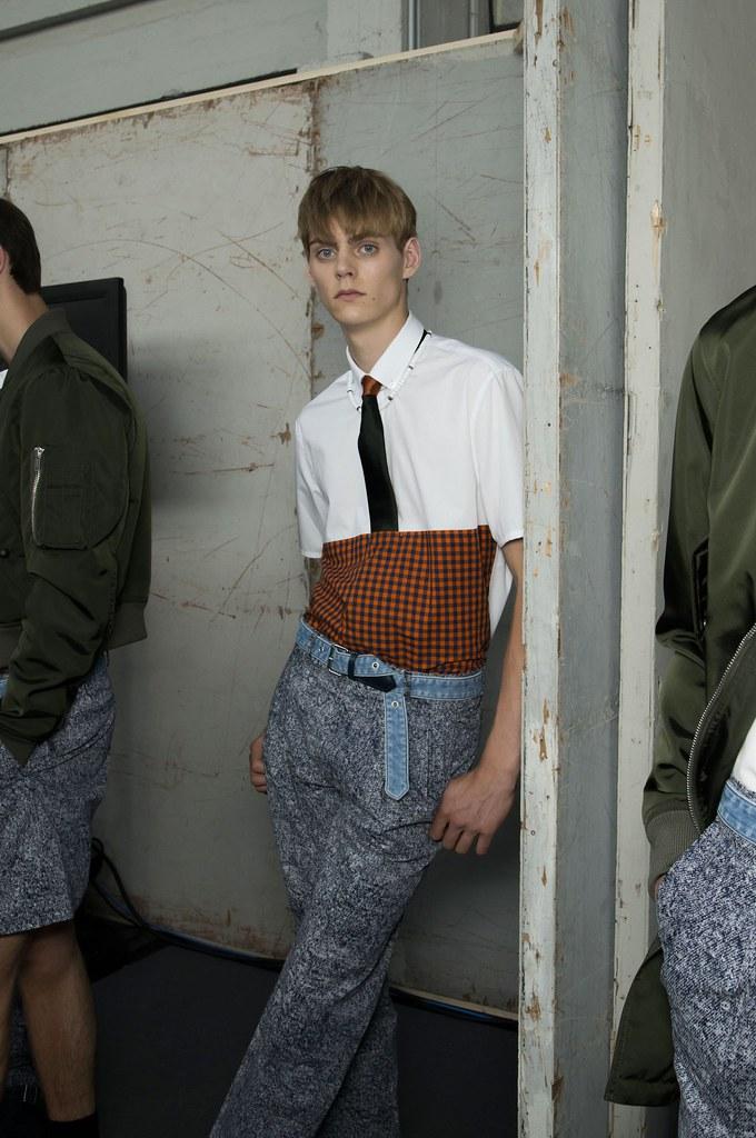 SS15 Paris Krisvanassche228_Mats van Snippenberg(fashionising.com)