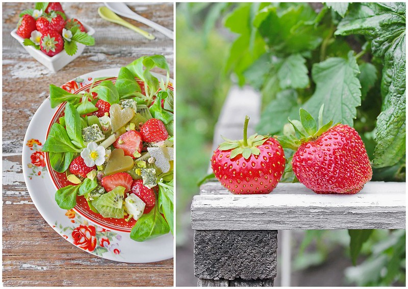 ...salad and strawberries collage_1