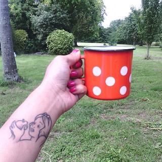 Pause café #snowwhite #blancheneige #vintage #tatoo #nofiltre #tatouage