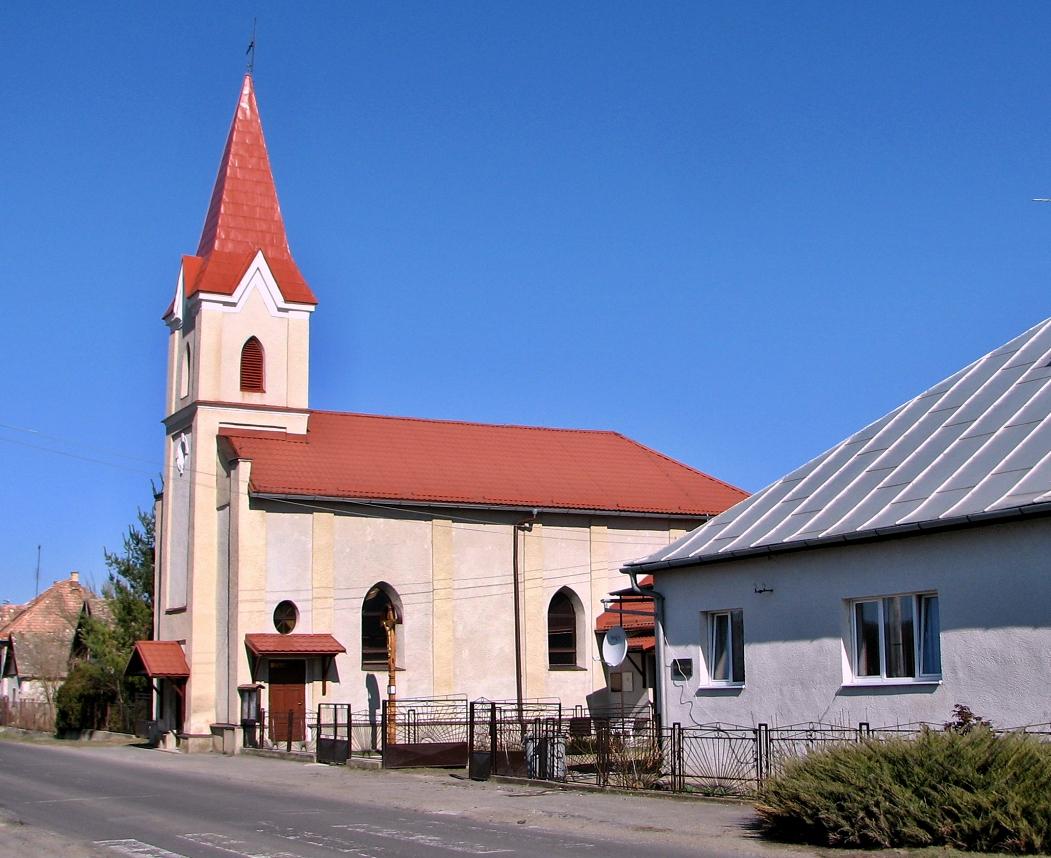 Rímsko-katolícky kostol v D. Strehovej