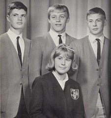 Bishop Kelly High School Boise Idaho 1966 Sophmores