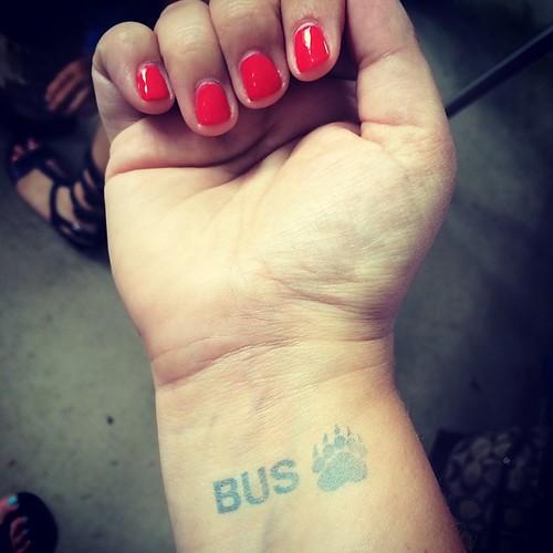Prison tattoo? #sandiego #zoo #kategoestocalifornia