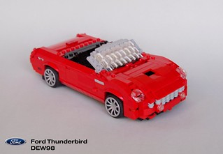 Ford Thunderbird 2002 (Eleventh Generation - DEW98)