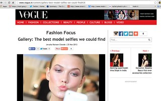 Copyright violation- vogue India