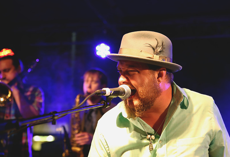 Josh Hoyer at ZooFest 2014 | Shelby Wolfe