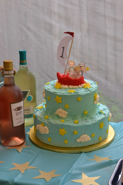 Paxton's 1st Birthday