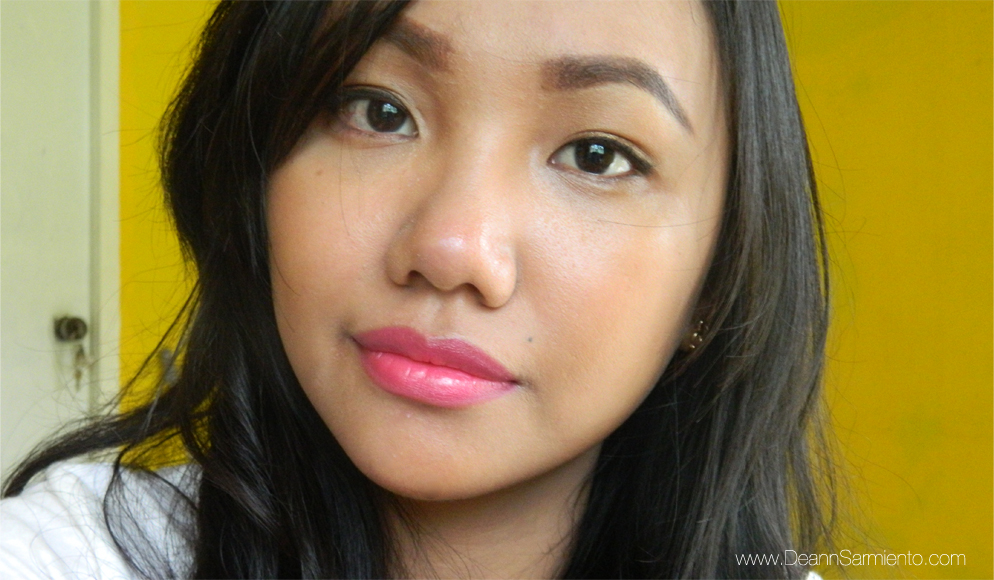 Red Apple Lipstick Review in Mix & Mingle