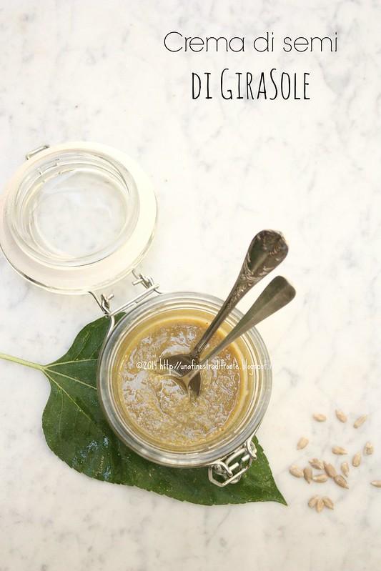 Crema di semi di girasole