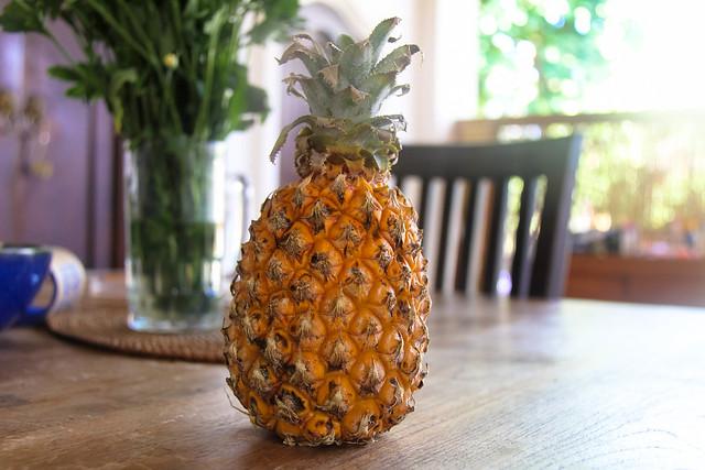 Baking: Pineapple Upside Down Cake