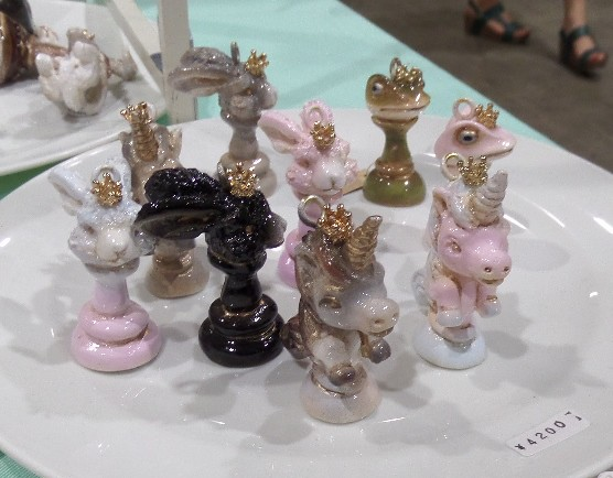 Altered Chess Pieces