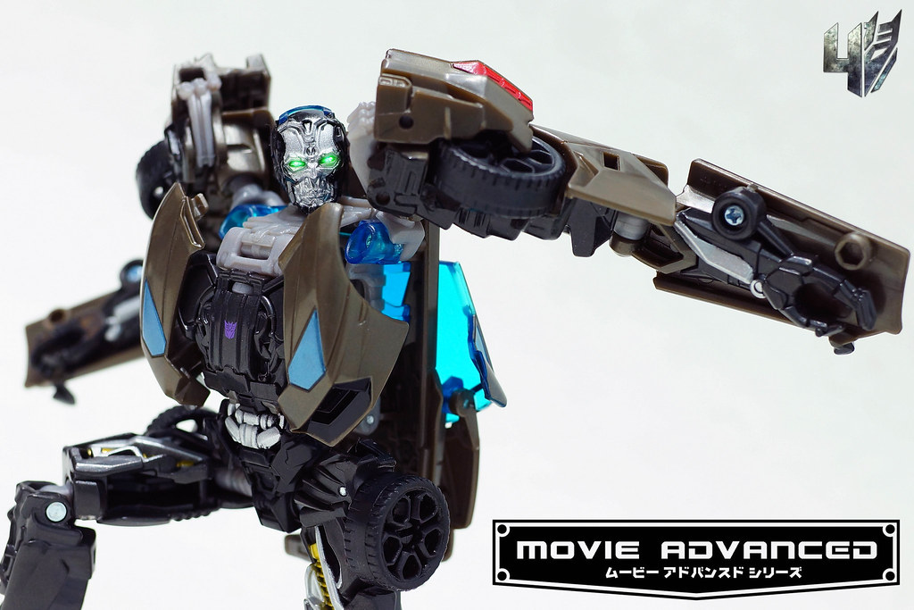 TakaraTomy AD26 ロックダウン | Transformers Age of Extinction ...