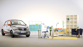 smart forfour, W453