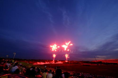 Toride Tone-River Fireworks Festival 04
