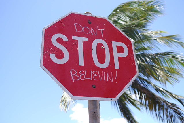 Don't Stop Believin!