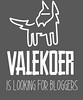 Vale Koer is looking for bloggers