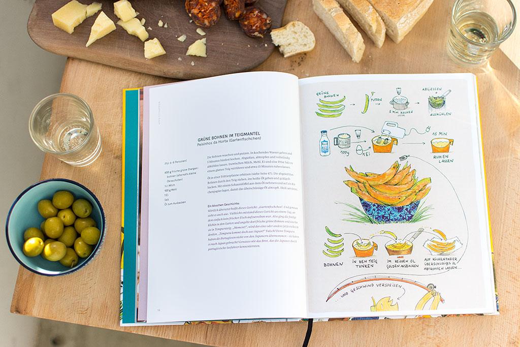 Kochbuch portugiesische kuche appetitlich foto blog f r sie for Kochbuch franzosische kuche