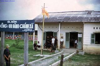 Mỹ Thiện - Định Tường 1972 - Photo by Gene Whitmer