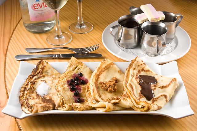 Crépe GIGI Ch'ti Charivari Villeuve d'Ascq dessert