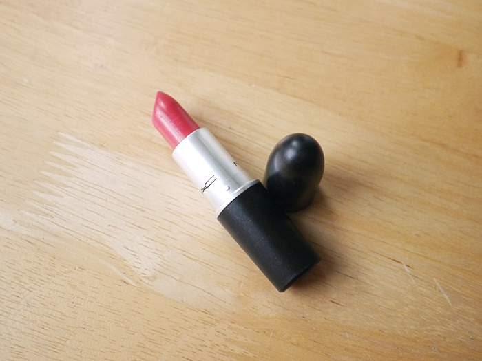mac crosswires lipstick review 2