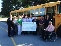Senate leaders announce boost for regional school transportation