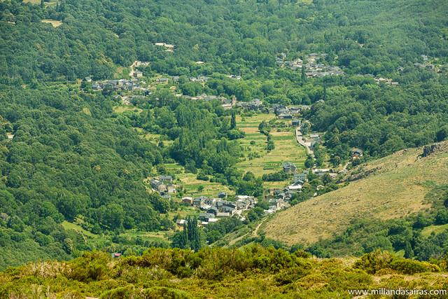 Montes de Galende